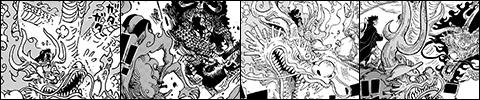Capítulo 1.025 Manga Plus