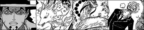 Capítulo 1.028 Manga Plus