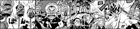 Capítulo 963 Manga Plus