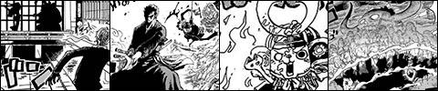 Capítulo 997 Manga Plus